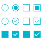 Простая стилизация Checkbox & Radio кнопок
